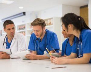 enfermería y medicina