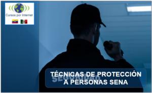 técnicas de protección a personas