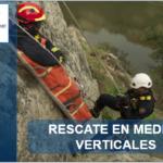 rescate en medios verticales